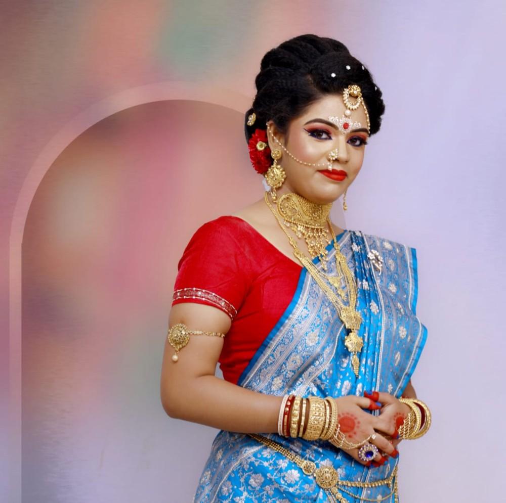 Professional Makeup Artist Jayanti Bose